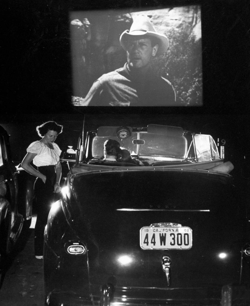 Theater Rancho de San Francisco 1948. Allan Grant
