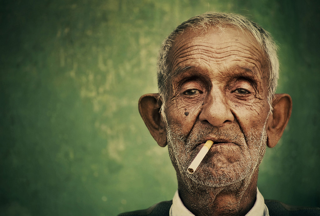An old man. Simona7569