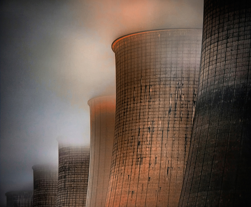 Cooling Towers. Holger Droste