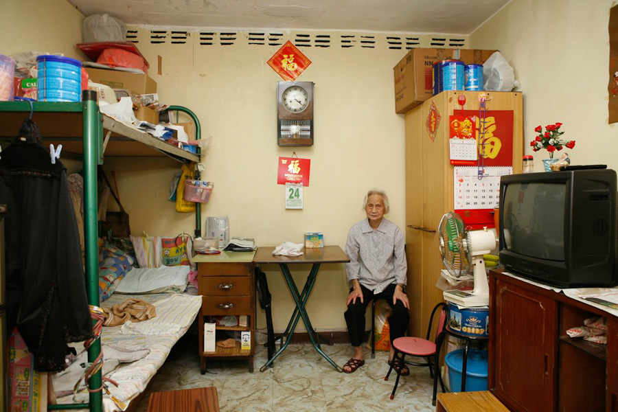 Shek Kip Mei Estate - 13. Michael Wolf