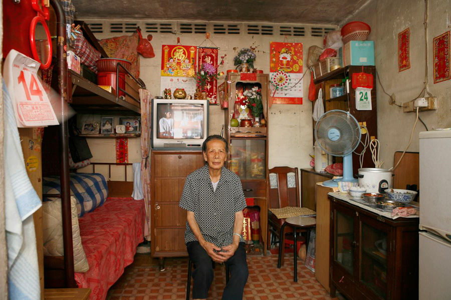 Shek Kip Mei Estate - 17. Michael Wolf