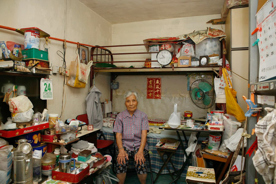 Shek Kip Mei Estate - 4. Michael Wolf