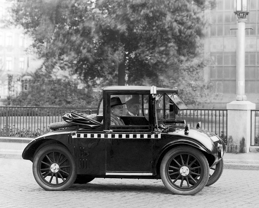 Hanomag Kommisbrot, 1935. Getty Images