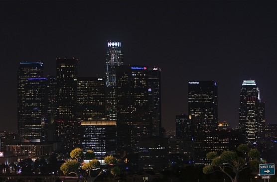 Espectacular Timelapse de Los Angeles